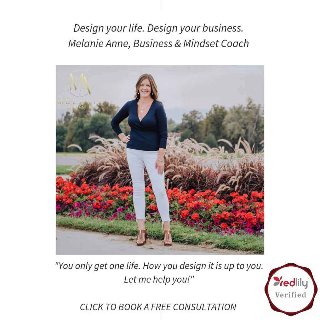 Melanie Anne Business Coach